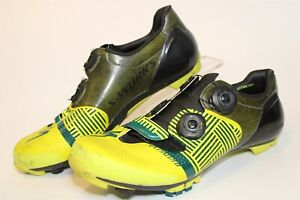 Specialized Body Geometry Mens 7.5 40 S-Works Shimano Cleats Cycling Shoes 61118