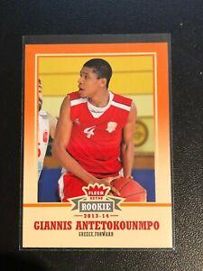 2013-14 Fleer Retro - Giannis Antetokounmpo Rookie Card - Basketball