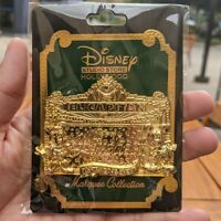 Mickey Minnie El Capitan Marquee Pin 2020 Loveliest Trading Event DSF DSSH LE200