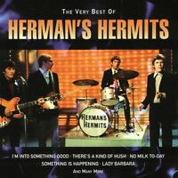 HERMAN'S HERMITS: THE VERY BEST OF CD GREATEST HITS / NEW