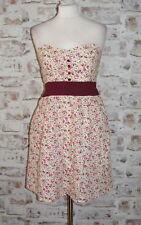Cotton Plus Size Floral Summer/Beach Dresses for Women