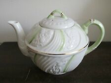 Belleek Ireland 11th Anniversary Show Teapot