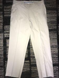 FootJoy 5 Pocket Athletic Golf Pants Tan Khaki 33/30 C25