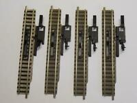 FLM PICCOLO 9114 manuelles Entkupplungsgleis 4 Stück (35917)