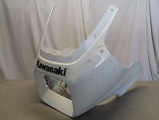 84 Kawasaki  ZX 550 A GPZ White Front Headlight Fairing ~FastFreeShip~