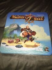 Pirates of the 7 Seas Board Game IDW Games New In Box