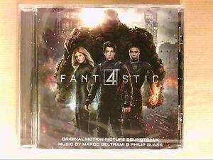 """CD / MUSIQUE DU FILM """"THE FANTASTIC FOUR"""" / NEUF SOUS CELLO"""