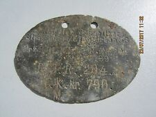 IDENTIFICATION CONCRETE (personal number) of the MILITARY SERVICE.