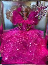 Happy Holidays Barbie 1990 NRFB