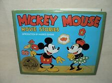 Mickey Mouse Movie Stories Used Hardcover Book / 1988 Walt Disney Art HC (T 585)