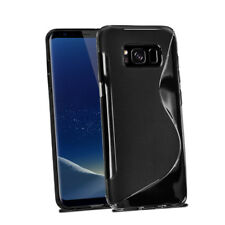 Samsung Galaxy S8 Case - Grip Wave Gel Case Cover For Samsung Galaxy S8 & Screen