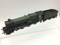 Hornby R2544 OO Gauge GWR Green 6006 King George I DCC FITTED