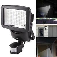 120 LED Outdoor Solar Power Motion Sensor Garden Floodlight PIR Security Light