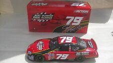Rare Nascar #79 Jeremy Mayfield Signed Auto Value Charger 124 Scale Diecast 2005