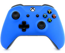 Soft Touch Blue Xbox One S Rapid Fire 40 MOD Controller for COD BO3 Destiny More