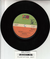 "BONEY M  Belfast & Plantation Boy 7"" 45 rpm record NEW + juke box title strip"