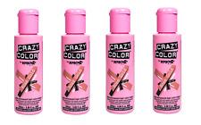 Crazy Color Tinte Cabello 100ml-Oro Rosa x4