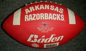 Arkansas Razorbacks Football Baden