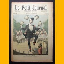 LE PETIT JOURNAL Supplément illustré LE SUFFRAGE UNIVERSEL 19 août 1893