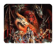 Dragon Wars Mouse Mat - Fantasy/Myth