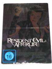 Resident Evil - Afterlife - DVD/NEU/OVP/Milla Jovovich/Steelbook
