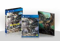 PS4 Monster Hunter: World Capture Handbook Included Edition [USED] Japan Import