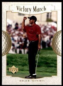 2001 Upper Deck #151 Tiger Woods VM NM-MT *252