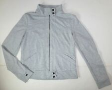 *NWT* FOREVER 21 WOMENS LADIES GREY JACKET SIZE MEDIUM E80