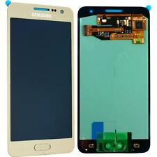 ORIGINALE Samsung Galaxy a3 a300f LCD Display Touch Screen-ORO