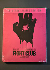 Fight Club Steelbook Bluray Italian Edition Region B New and Sealed