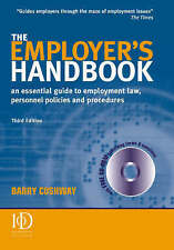 The Employer's Handbook: An Essential Guide to Employment Law Personnel Policies