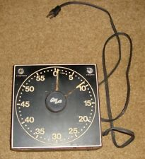 Vintage Electric Timer - for photo developing ( darkroom ) and Games