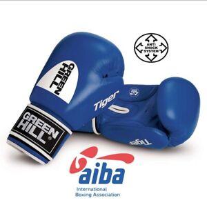 Pro Green Hill boxing gloves 10oz, 12oz, 14oz & 16oz