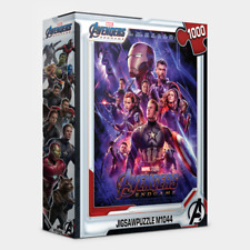 """Jigsaw Puzzles 1000 Pieces """"Avengers - End Game"""" / Marvel / M1044"""