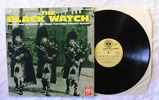 The Black watch bagpipes and drums of Royal Canadian Infantry Corps LP