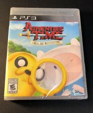 Adventure Time [ Finn & Jake Investigations ] (PS3) NEW