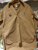 CC41 Mans Shirt with added Scout Badges