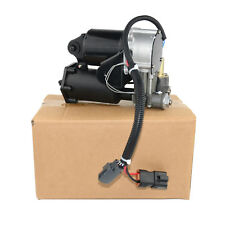 LR045251 For Land Rover Discovery LR3 4.0 4.2 4.4L Air Compressor Pump & Relay
