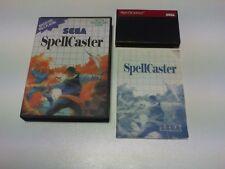 SPELL CASTER master system