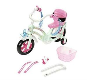 Baby Born 827208 Play&Fun Fahrrad Bike,  Assorted Colour Names , Style Names