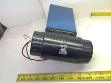 "Asahi Electromni 1 1/2"" PVC Actuated ball Valve (#1661-M-1)"