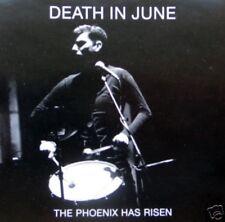 DEATH IN JUNE The Phoenix Has Risen CD Digipack 2006