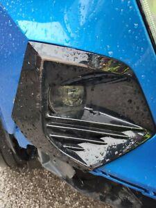 NEW GENUINE Peugeot 2008 MK2 2019 2020 - Front Fog Lamp Grill PAIR RH + LH