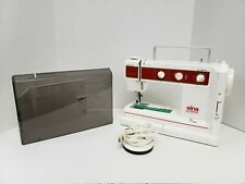 Elna Carina Electronic Sewing Machine - Made in Switzerland
