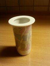 """Vase klein von Thomas Porzellan """"Trio"""" Pastellfarben"""