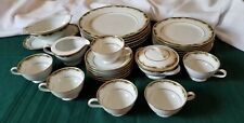 "Noritake ""Warrington"" # 6872 - Serving for Six - 27 Pieces - Dinnerware Set"
