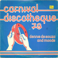 Dennis De Souza And Moods (4) - Carnival Disco (Vinyl LP - 1979 - TT - Original)