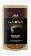 Elite Platinum Brazilian Granulated Instant Coffee Refills 100 grams Pack of 4