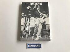 Notice - PGA Tour Golf II 2 - Sega Megadrive - PAL EUR