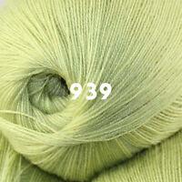 Sale 1 skein x 50gr LACE Soft Crochet Acrylic Wool Cashmere hand knitting Yarn